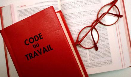 Le code du travail dans la Marche de l'Histoire sur France Inter