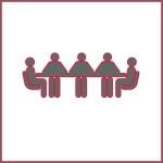 Les réunions se déroulent-elles toujours au même endroit ?