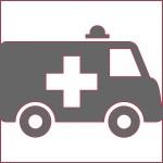 Comment est qualifié un accident sur le trajet pour se rendre à la réunion de CE