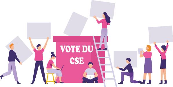 Election du Comité d'Entreprise